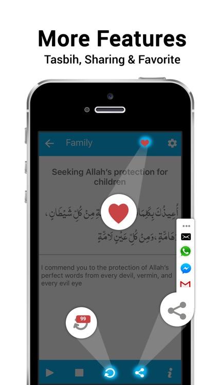 Muslim Dua Now – Islamic Dua & Azkar screenshot-3