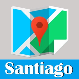 Santiago metro transit trip advisor gps map guide