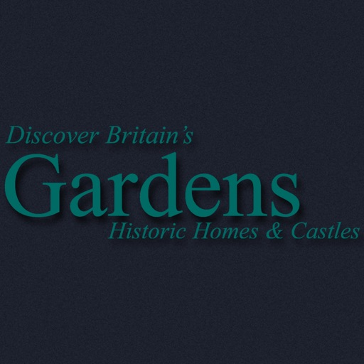 Discover Britain's Gardens & Historic Buildings icon