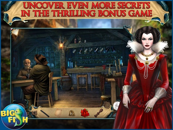 Vampire Legends: Untold Story of Elizabeth HD screenshot 4