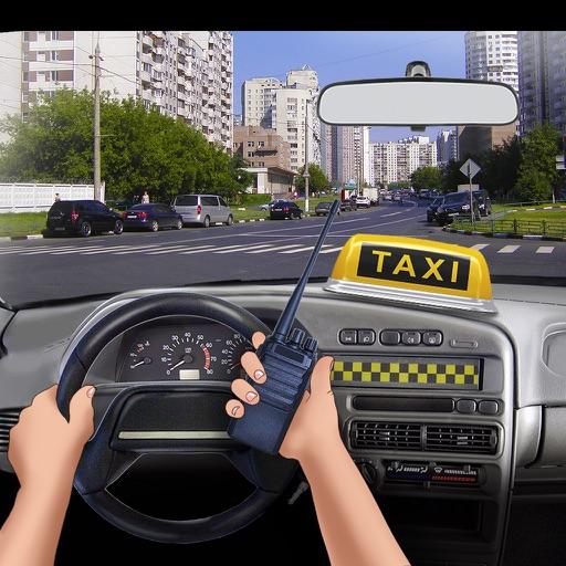 Такси ВАЗ ЛАДА Симулятор
