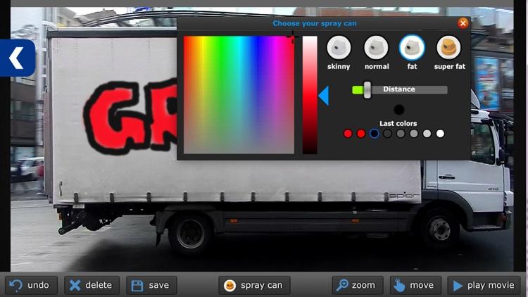 Graffiti Unlimited Pro