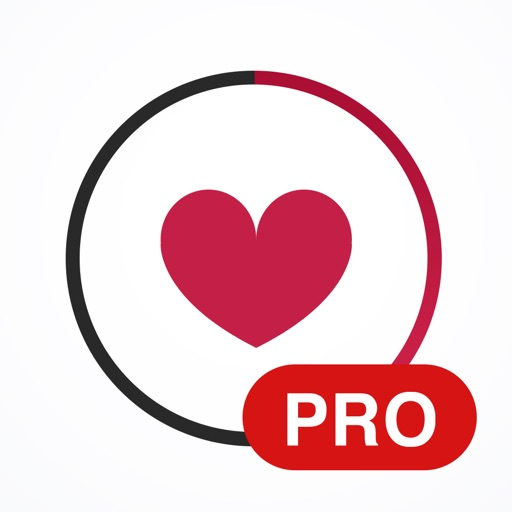 Runtastic Heart Rate Monitor & Pulse Tracker PRO icon