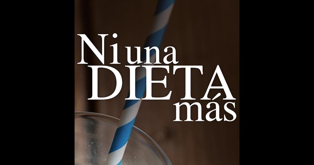 Ni Una Dieta Más on the App Store