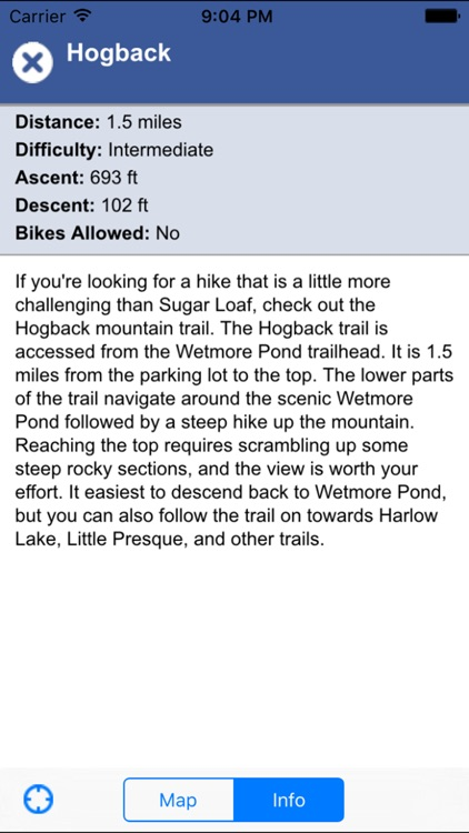 Marquette Trails screenshot-3