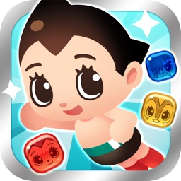 Tezuka World: Astro Crunch - Free Match 3 Game