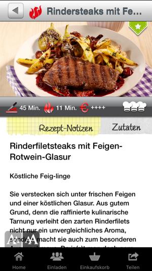 Grillen – Grillrezepte und Grilltipps von Landmann Screenshot