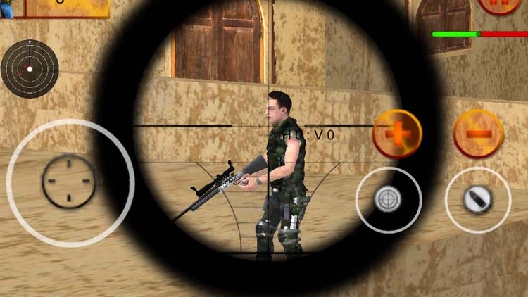 Sniper Strike Fury Shooter