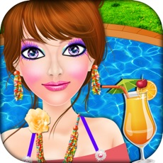 Activities of Girls Pool Party Makeover Salon - game for girls