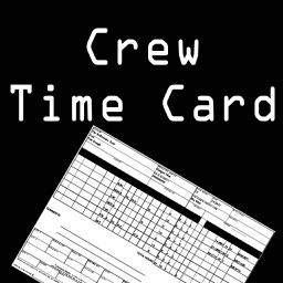 Crew Time Card