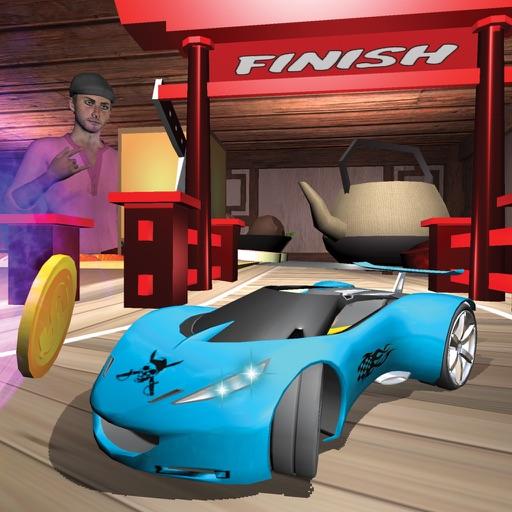 Kids Toy Racing Car Rally