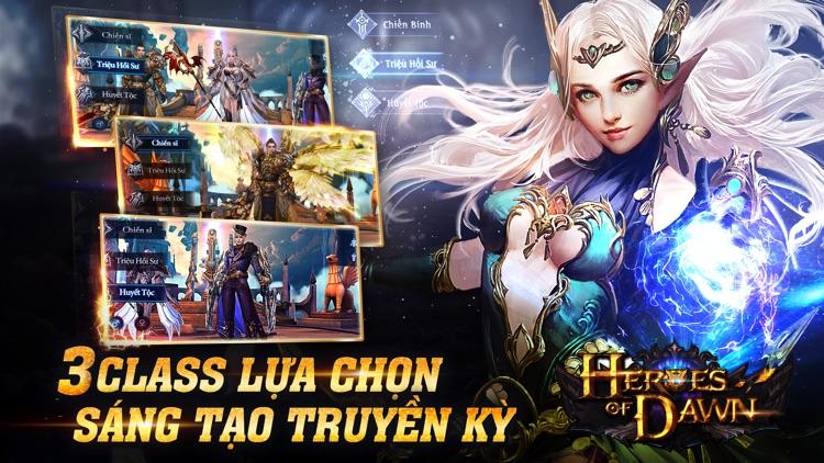 Heroes Of Dawn - VN vs TH