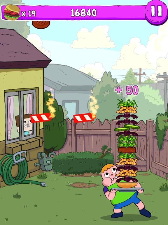 Blamburger tablet App screenshot 3