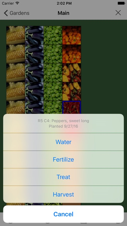 Garden Tracker - Bumper Crop screenshot-2