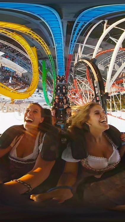 VR Oktoberfest Girls Have Fun Virtual Reality 360 screenshot-4