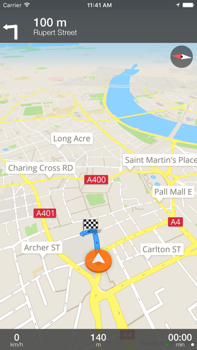 Lyon Offline Map and Travel Trip Guide screenshot one