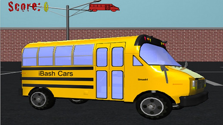 iBash Cars Lite screenshot-4