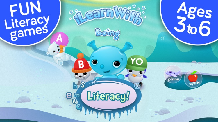 Kids ABC Letter, Spelling, Literacy & Phonics game screenshot-0