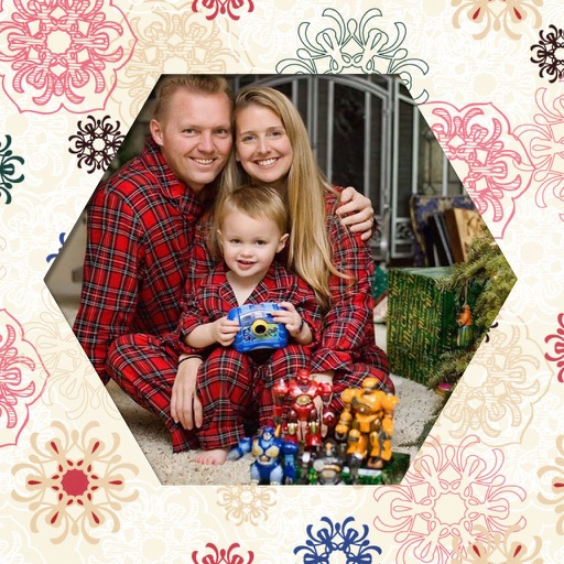 Xmas Santa Hd Frames - Photo Frames for Social