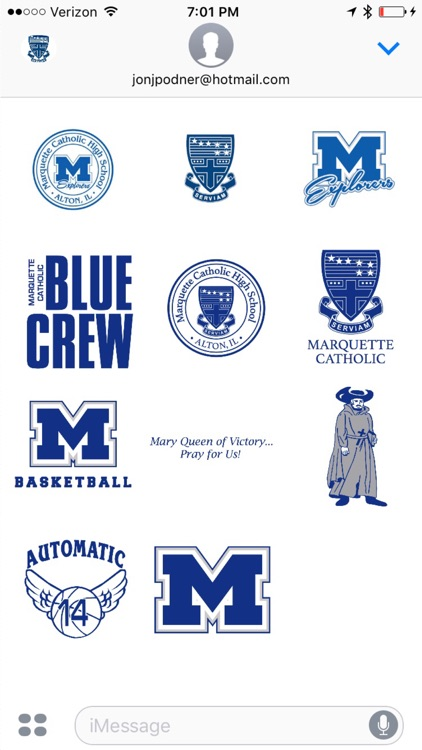 MCHS Stickers