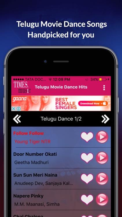 Telugu Movie Dance Hits by Times Music