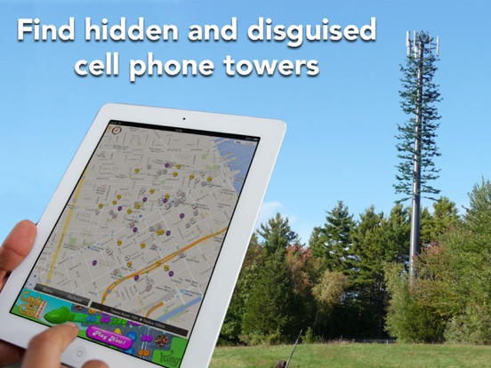 Find Tower - Locate 4G Towers