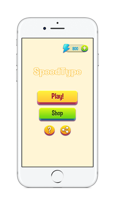 SpeedType - The Quick Typing Game