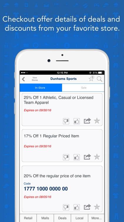GeoQpons:Coupons App screenshot-3