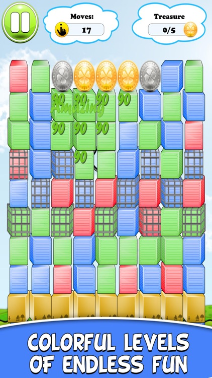 Treasure Blocks Mania screenshot-1