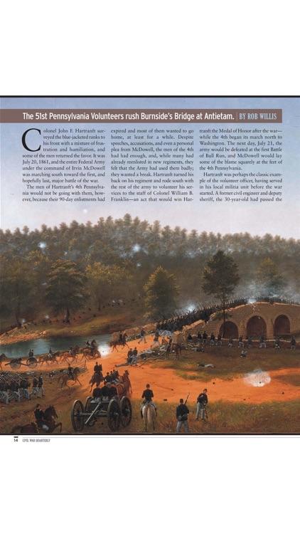 Civil War Quarterly screenshot-3