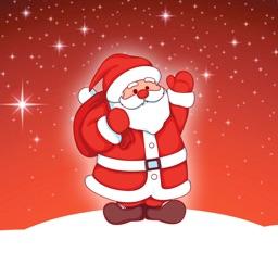 Santa Claus Sticker Pack - Merry Christmas !