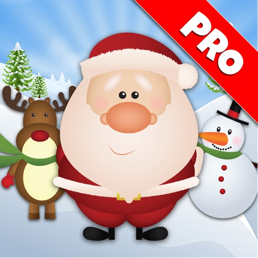 Adventures of Santa & Friends: Jump to the North Pole - Pro Edition icon