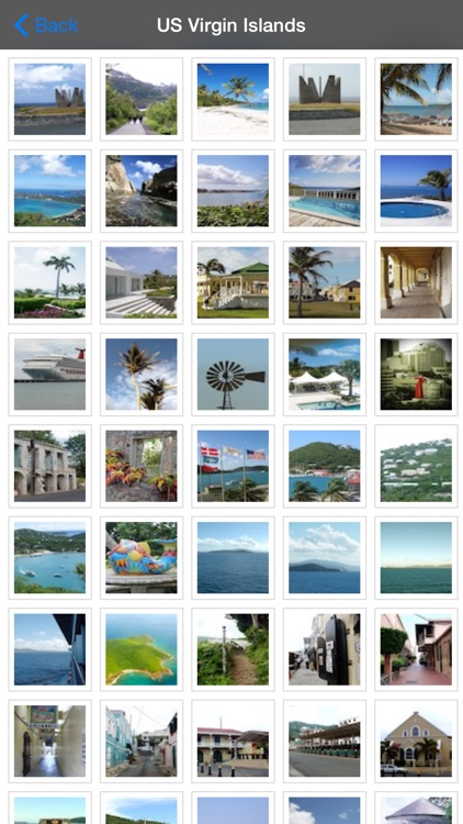 Virgin Islands-USA Offline Map Travel Guide screenshot-4