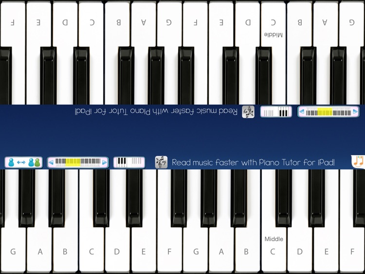 Duet Piano for iPad