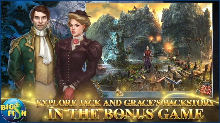 Living Legends: Bound by Wishes - A Hidden Object Mystery (Full) screenshot-3