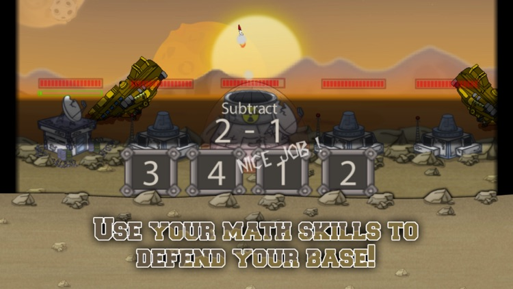 Math Missile screenshot-1