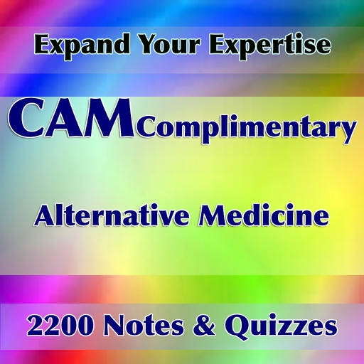 CAM Complimentary Alternative Medicine 2200 Q&A
