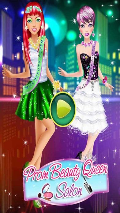 Beauty Queen Makeover Salon screenshot one