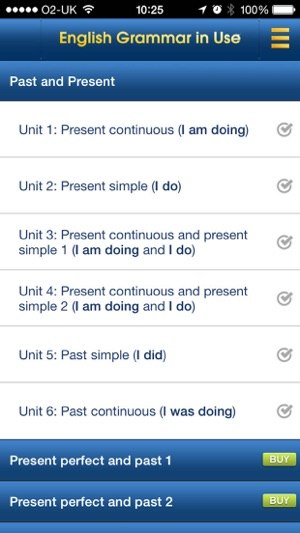 English grammar in use full on the app store screenshots fandeluxe Image collections