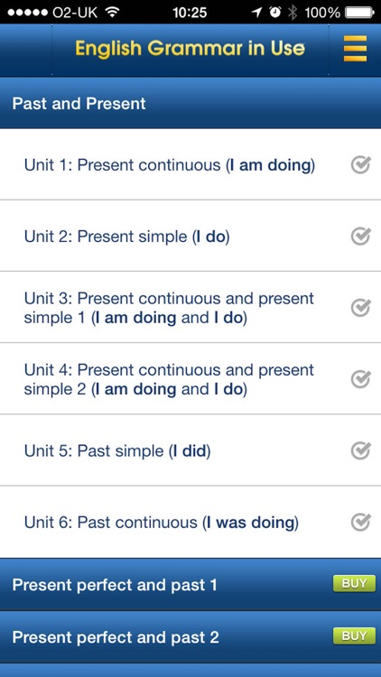 English Grammar in Use – Full screenshot-3