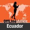 RepúblicadelEcuadormapaofflineyguíadeviaje