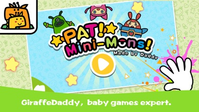 Pat MiniMons screenshot one