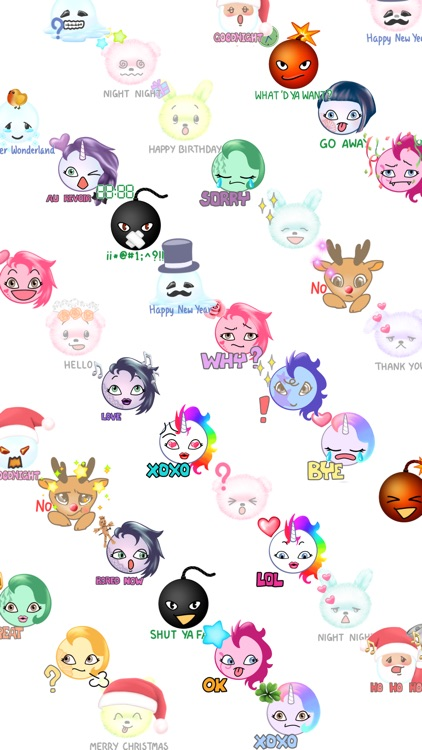 Sticker Fab Emoji Maker screenshot-4