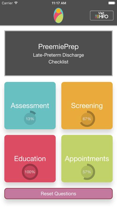 Preemie Prep screenshot one