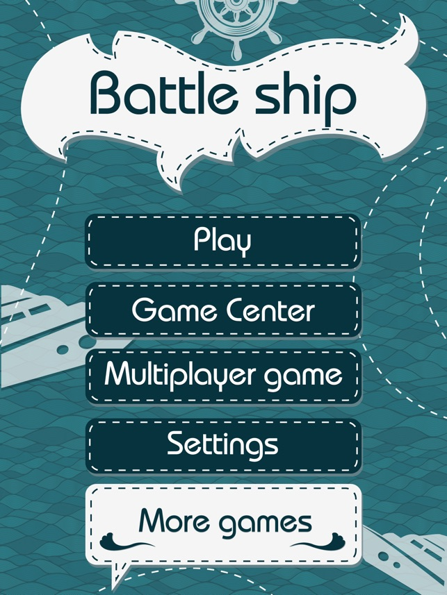 Battleship Classic Board Game Screenshot