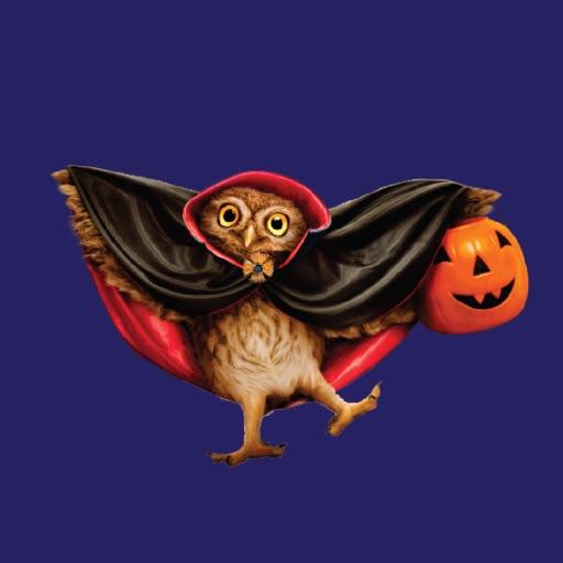 Avanti's Halloween Hoopla Stickers