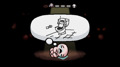 Screenshot from The Binding of Isaac: Rebirth