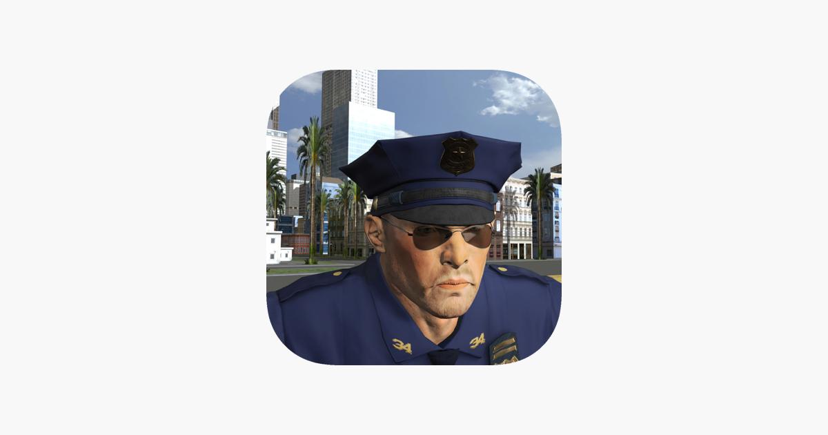 Crimopolis - Cop Simulator 3D on the App Store