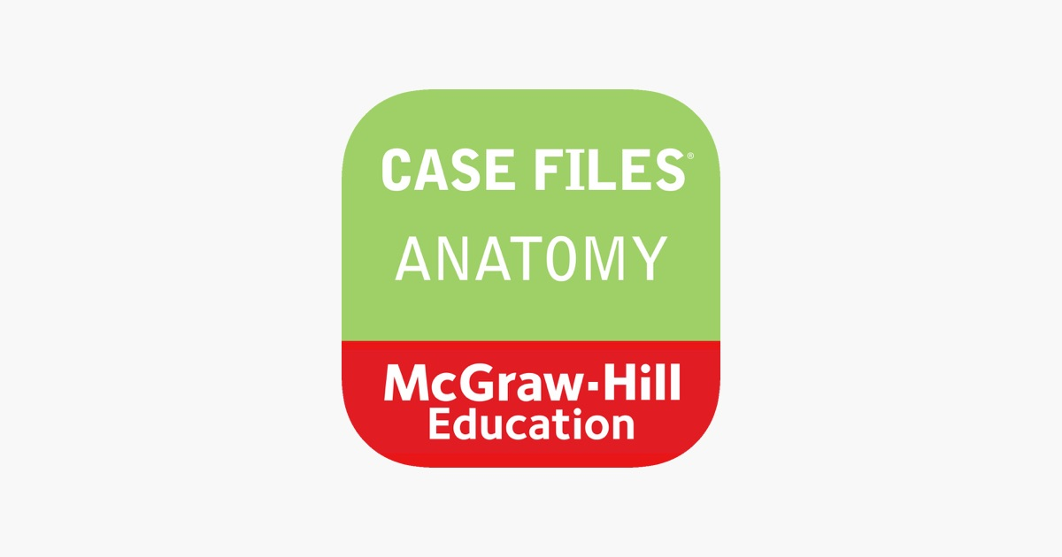 Case Files Anatomy 3rd Edition Lange Cf On The App Store