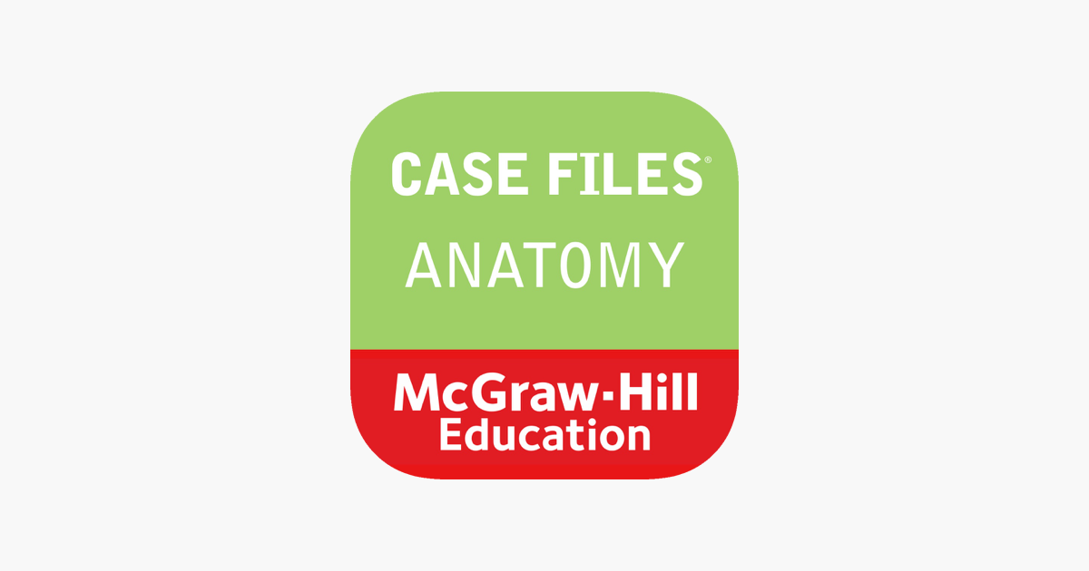 Case Files Anatomy 3rd Edition, Lange CF on the App Store